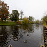 Autumn at the Riga Canal