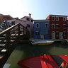 Everyday life at Burano island, Venice
