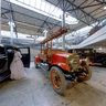 RUSSO BALT fire engine, 1912 - at the Riga Motormuseum, Latvia