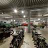The cars of WWII, exposition at Riga Motormuseum, Latvia