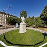 Statue of Maria Theresa