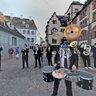 """Gugge music""at the Carnival in Basel"