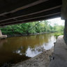 Under the Bridge -  Świder river