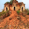 Inn Dein Pagoda - Inle Lake, Shan, Myanmar