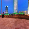 Shanghai lujiazui financial center at night 1