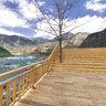 Hydrophilic platform yaluzangbu river tibet