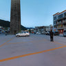 the gongbu images square at bayi town Nyingchi Tibet