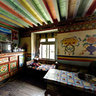 Tibetan dwellings---qiangjiuzhuoma home 2 Nyingchi tibet
