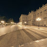 Orient Square at night: Royal Palace