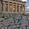 The Great Athina: Parthenon West Facade