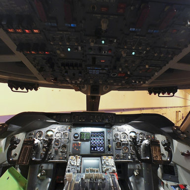 cockpit nasa saucer - photo #20