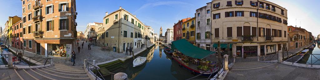 Venice - Ponte dei Pugni