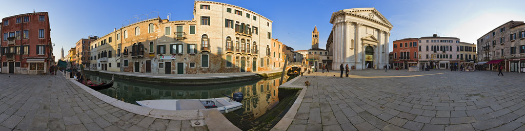 Venice - Campo San Barnaba