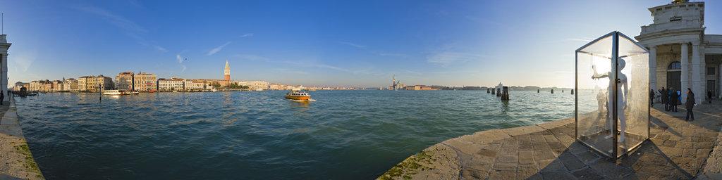 Punta della Dogana, Venice, Italy