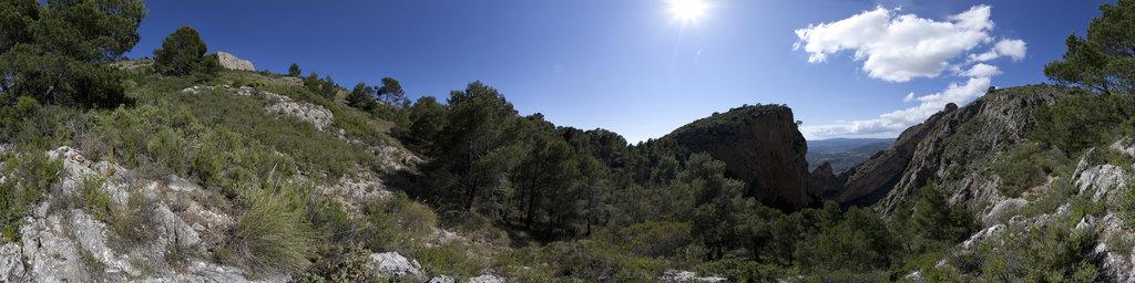 Cabezon de Oro, Alicante, Spain