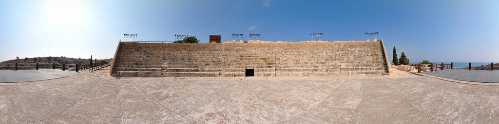 Kourion amphitheatre