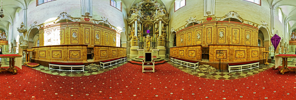 Klasztor w Gościkowie-Paradyżu