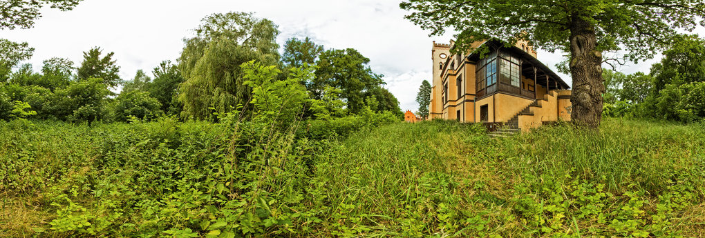 Pałac w Bielicach